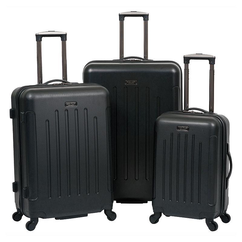 Heritage Travelware 3-Piece Hardside Spinner Luggage Set