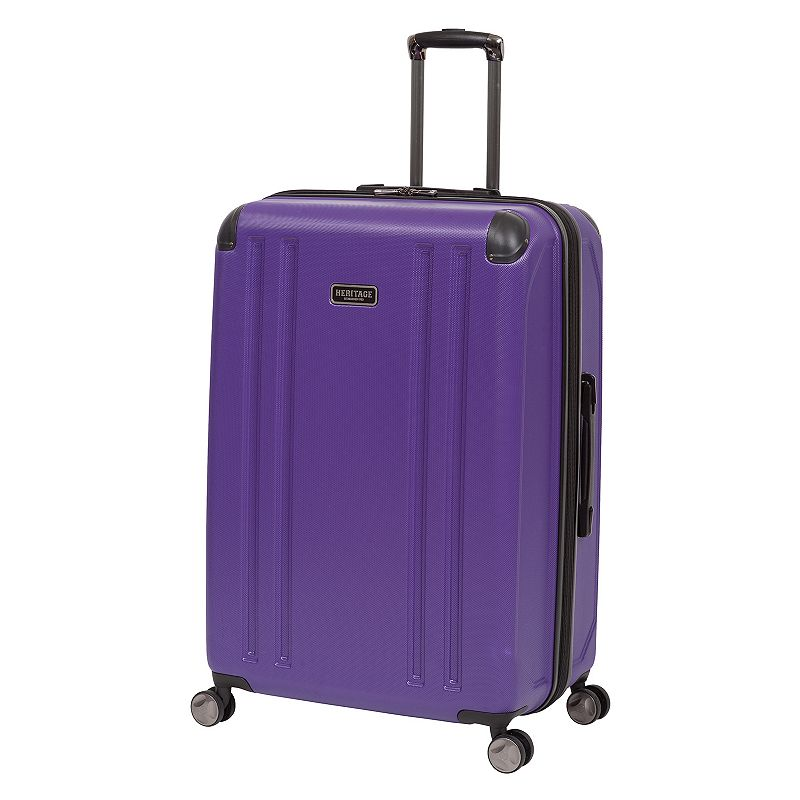 Heritage Travelware 29-Inch Hardside Spinner Luggage