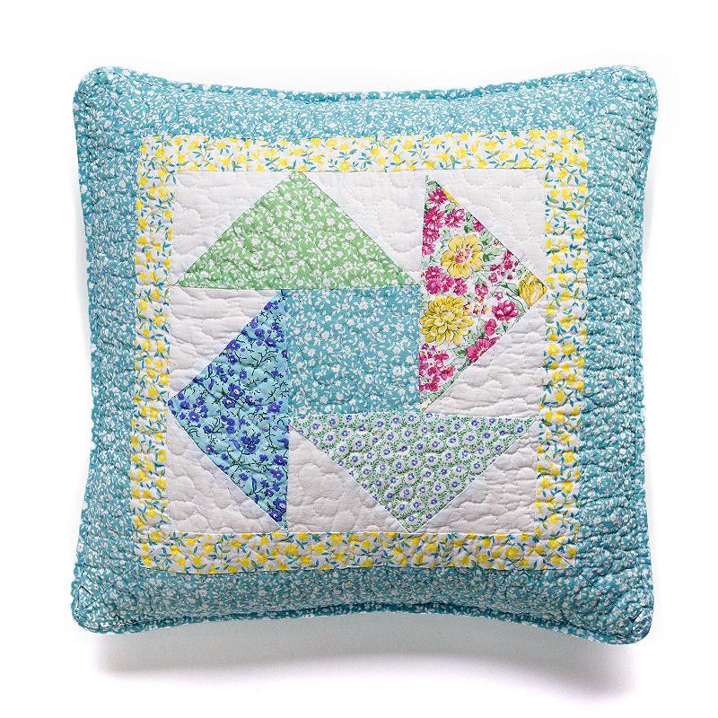 Laura Ashley Lifestyles Theodora Throw Pillow