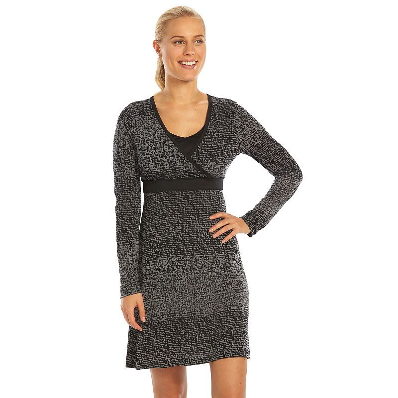 Women's Tek Gear® DRY TEK Surplice Fitness Dress