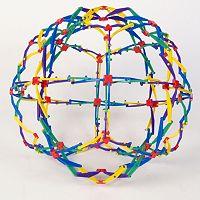 Hoberman Mini Rainbow Sphere by John N Hansen Co.