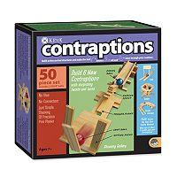 MindWare 50-pc. KEVA Contraptions Set