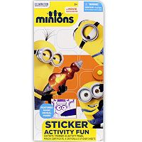 Minions Sticker Activity Fun Set