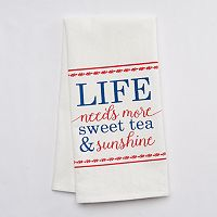 Collins Sweet Tea & Sunshine Kitchen Towel