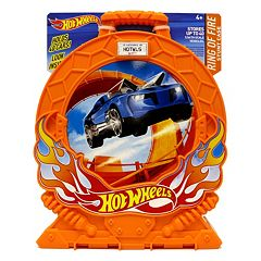 Hot Wheels Ring Of Fire Case by