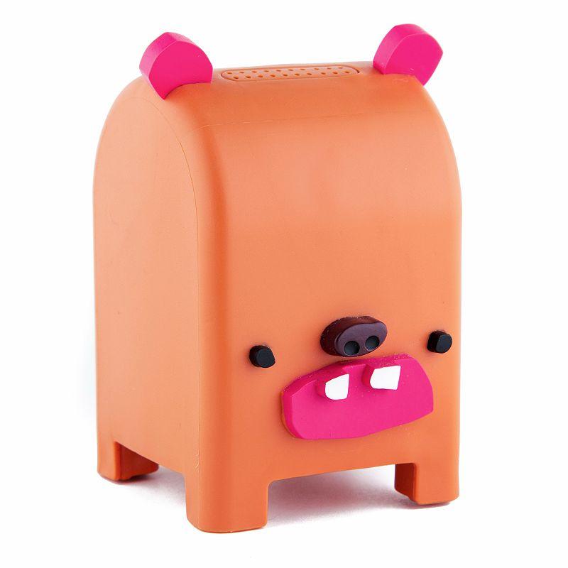Toymail Milksop the Bear Mailman WiFi Messaging Toy