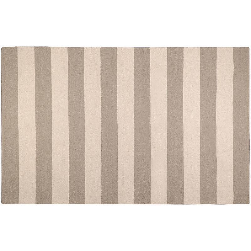 Artisan Weaver Armstrong Striped Reversible Wool Rug