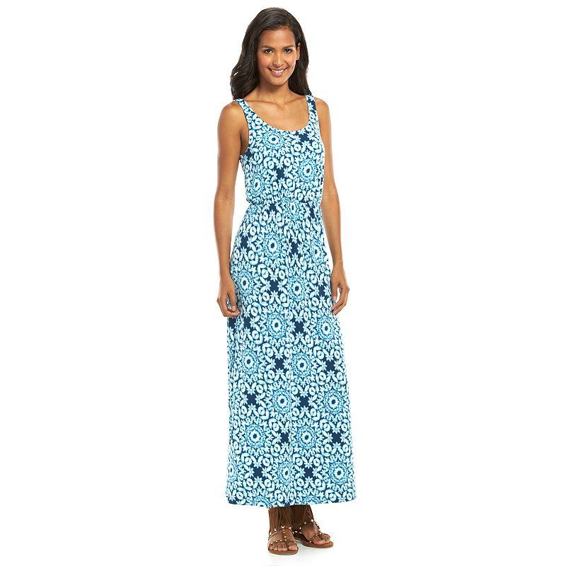 SONOMA life + style® Blouson Maxi Dress - Women's
