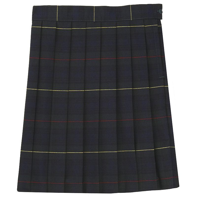 Girls 7-20 French Toast School Uniform Plaid Pleated Skirt
