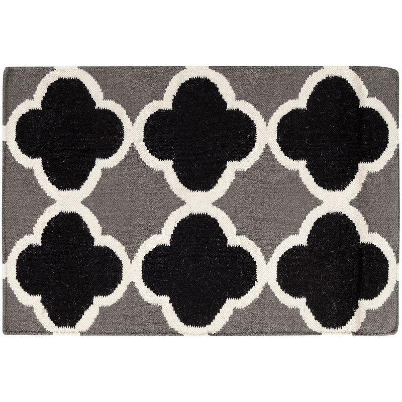 Artisan Weaver Beaverton Clover Reversible Wool Rug