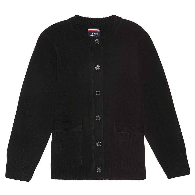 Girls 7-20 French Toast School Uniform Cardigan