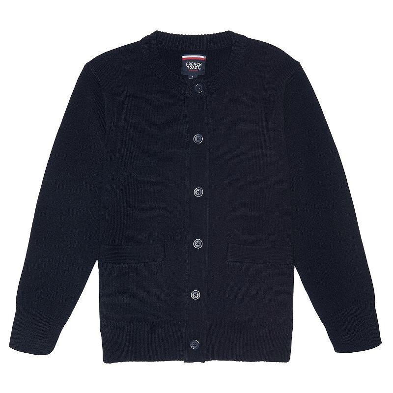 Girls 7-16 & Plus Size French Toast School Uniform Cardigan