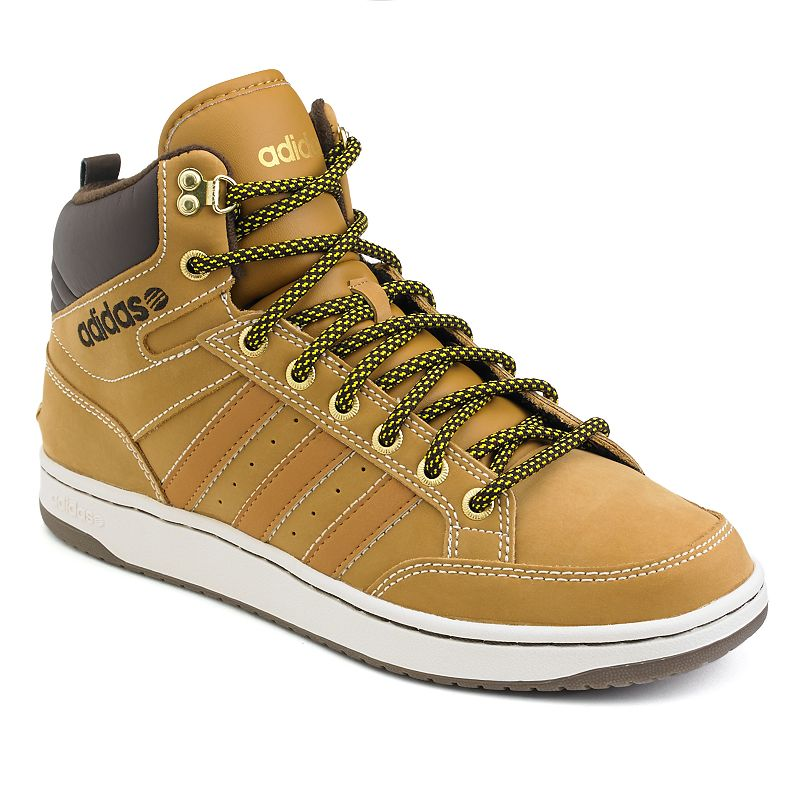 adidas BBNeo Hoops Mid Premium Men's Athletic Shoes