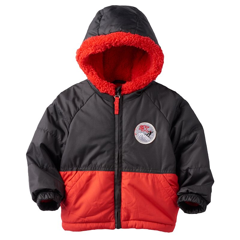 Toddler Boy ZeroXposur Colorblock Transitional Jacket