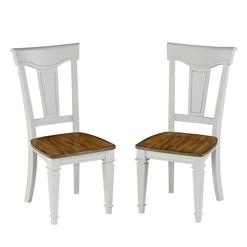 Home Styles Americana Dining 2-piece Chair Set