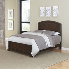 Home Styles Crescent Hill Platform Bed  by