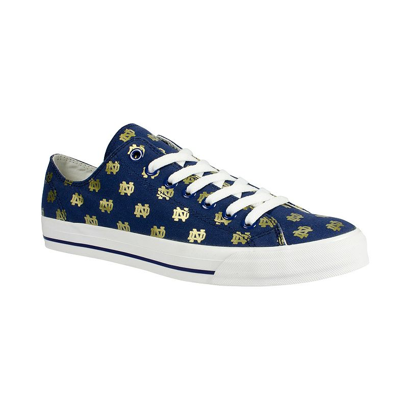 Unisex Row One Notre Dame Fighting Irish Victory Sneakers