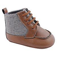 Wee Kids Rugged Crib Shoes - Baby Boy