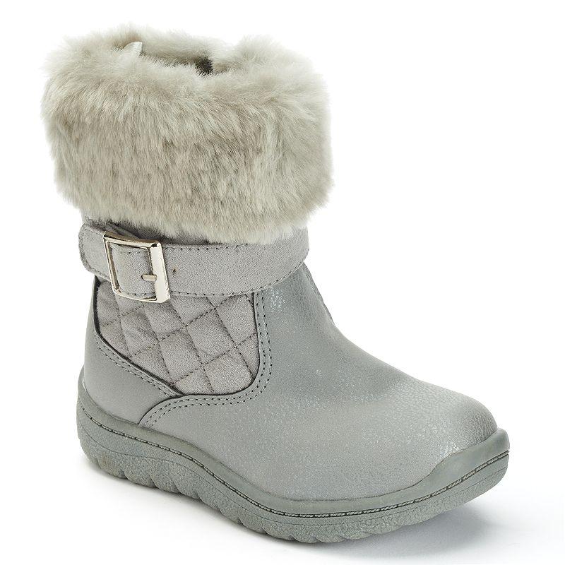 OshKosh B'gosh® Honey Toddler Girls' Winter Boots