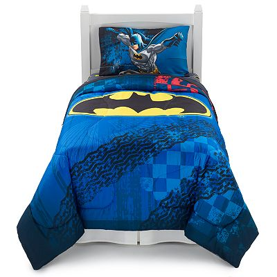 Batman Bedding - Totally Kids, Totally Bedrooms - Kids Bedroom Ideas