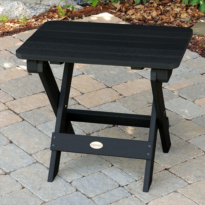 highwood Folding Adirondack Side Table