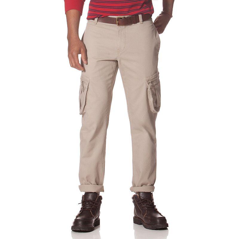 Big & Tall Chaps Drawstring Classic-Fit Pants