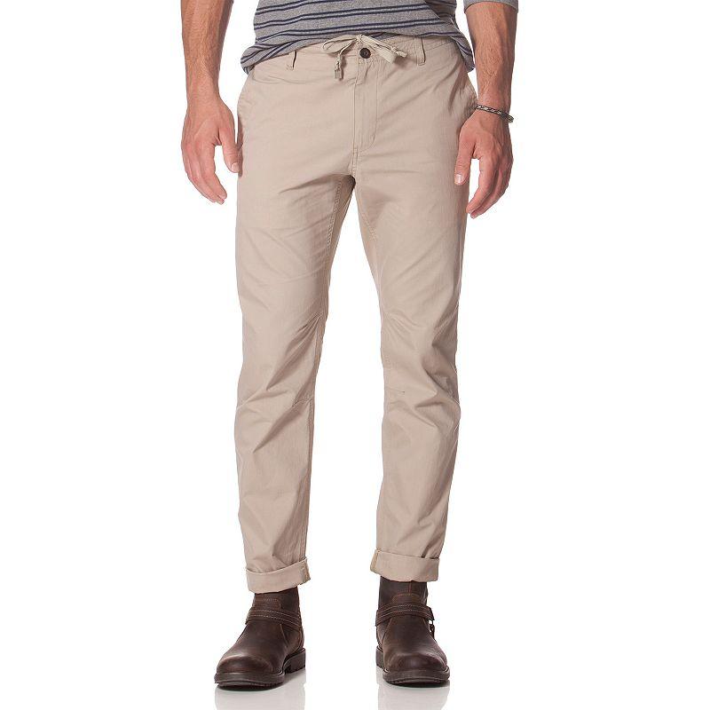 Big & Tall Chaps Branford Sraight-Fit Cargo Pants
