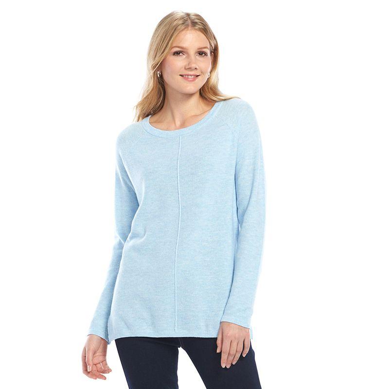 Women's SONOMA Goods for Life™ Textured Crewneck Sweater