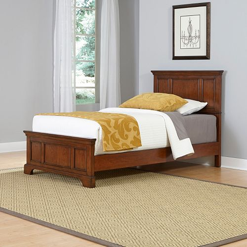 Home styles chesapeake twin bed frame - Bed frame styles types ...
