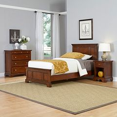 Home Styles 3-piece Chesapeake Twin Bedroom Set by
