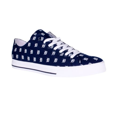 Unisex Row One Detroit Tigers Victory Sneakers