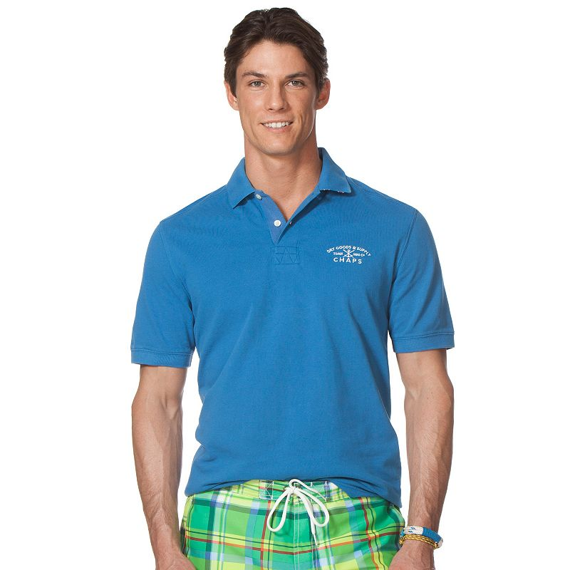 Men's Chaps Rugby Polo