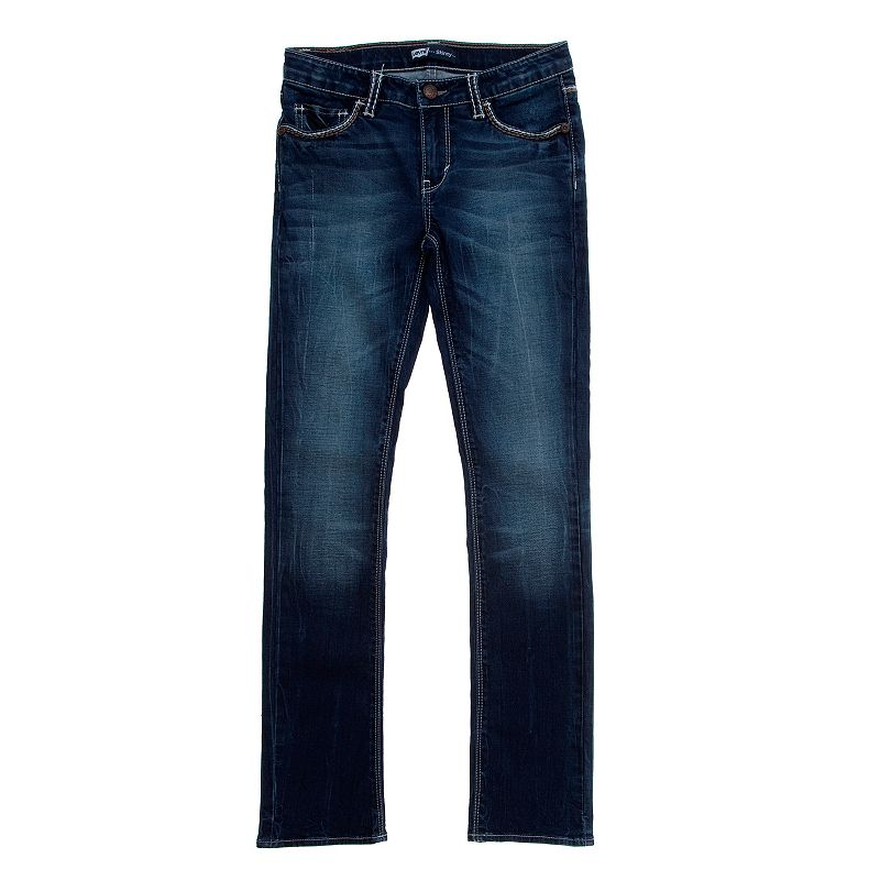 Girls 7-16 Levi's Taryn Faded Skinny Jeans