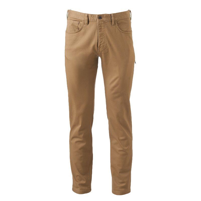Men's Dockers On-The-Go Slim-Fit 5-Pocket Khakis