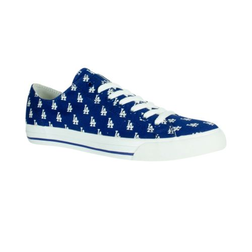 Unisex Row One Los Angeles Dodgers Victory Sneakers