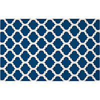 Artisan Weaver Centralia Lattice Reversible Wool Rug
