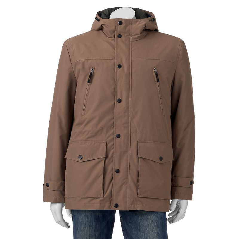 Men's Towne by London Fog Anorak Jacket