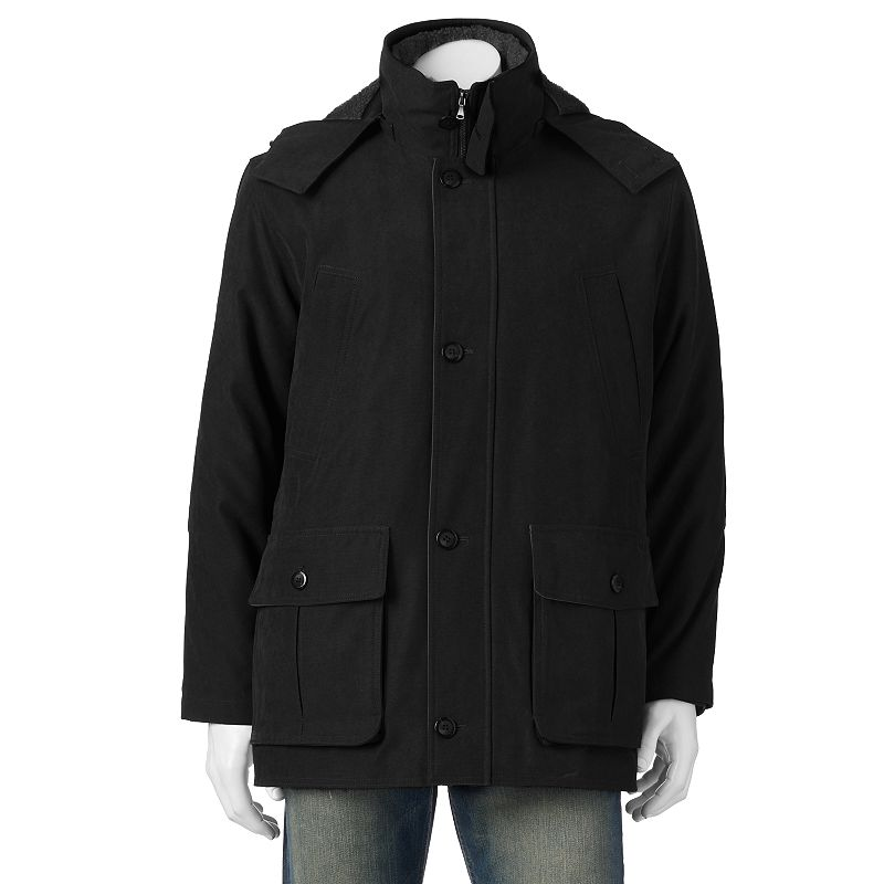 Men's Towne by London Fog Parka Jacket
