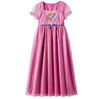 Disney Princess Palace Pets Cinderella & Aurora Dress-Up Nightgown - Girls 4-10
