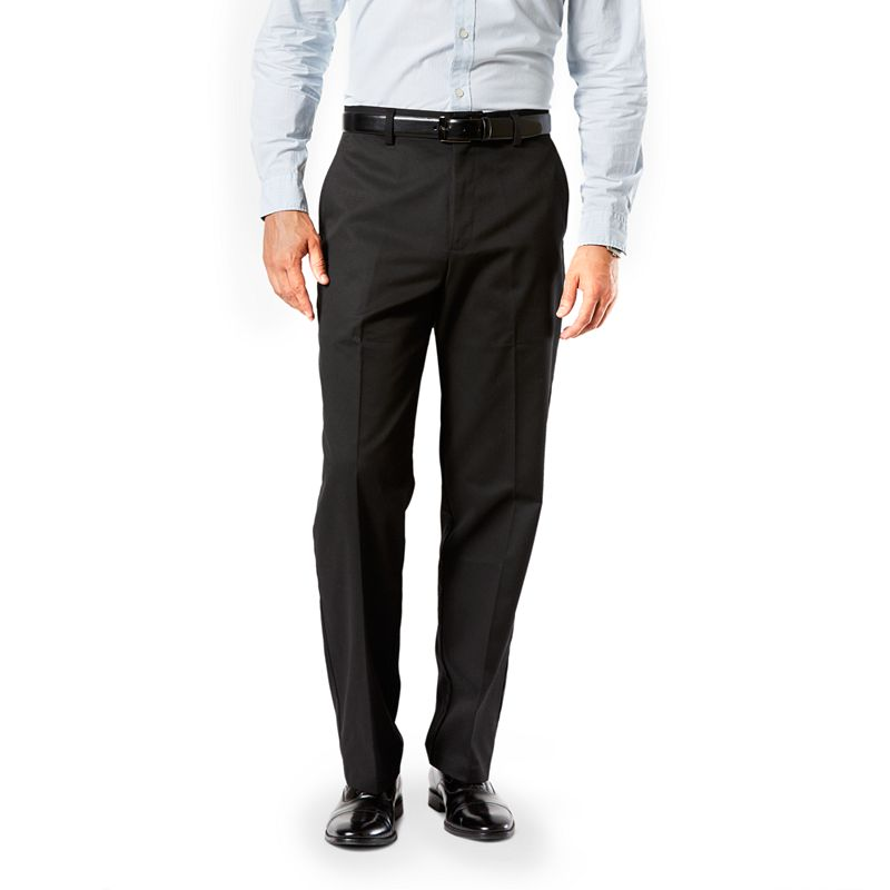 Men's Dockers Relaxed-Fit Easy-Care Flat-Front Pants