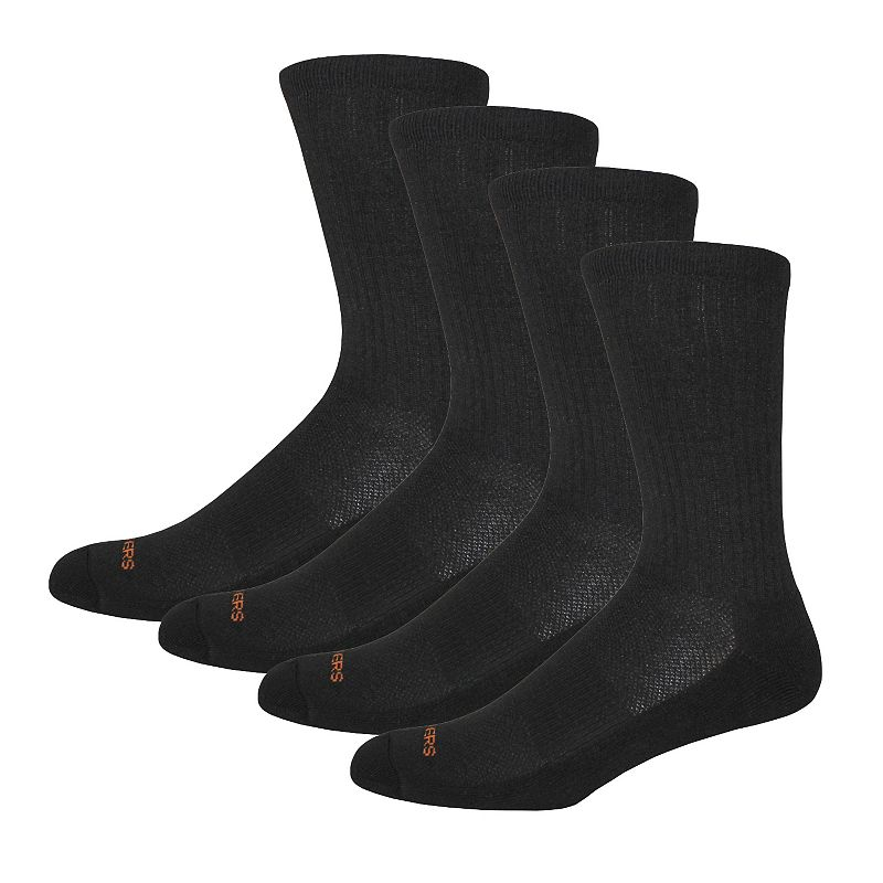 Men's Dockers® 4-pack Mesh Crew Socks
