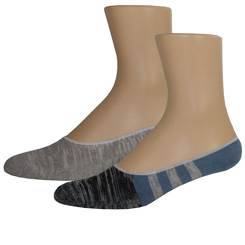 Men's Dockers® 2-pack Colorblock No-Show Socks
