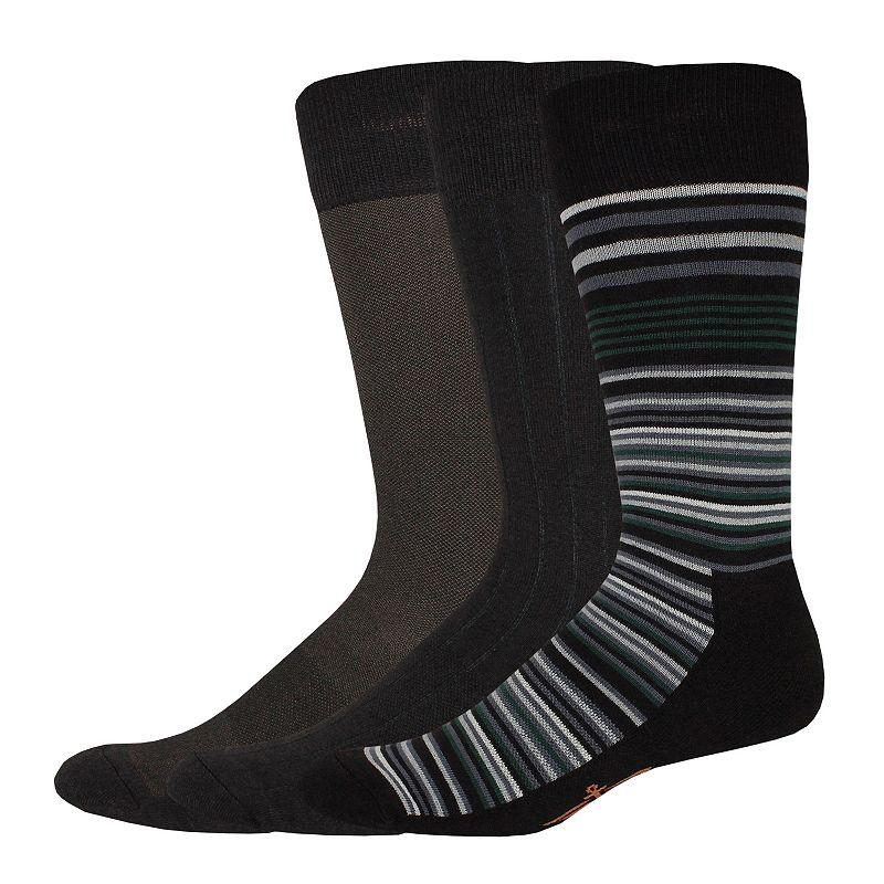 Men's Dockers® 3-pack Patterned Dress Socks