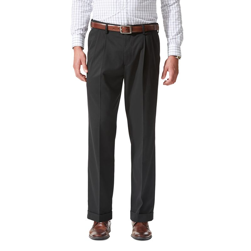 Men's Dockers Relaxed-Fit Easy-Care Pleated Pants