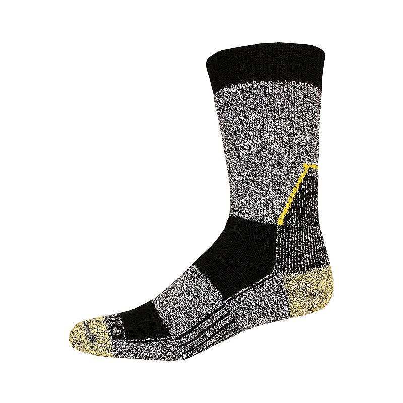 Men's Dickies Kevlar-Reinforced Steel Toe Crew Socks