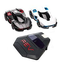 WowWee R.E.V. Robotic Enhanced Vehicles Set with Ramp