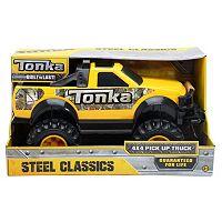 Tonka Classic Steel 4x4 Pick-Up Truck