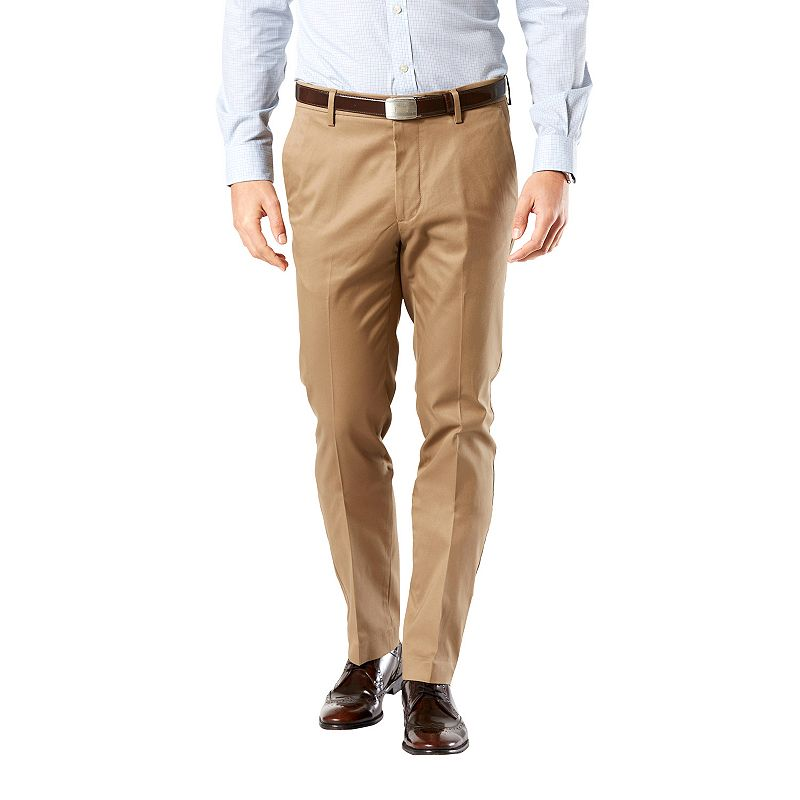 Men's Dockers® Iron-Free Khaki Slim-Fit Stretch Pants