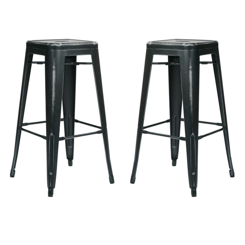 OSP Designs 2 piece Bristow Distressed Bar Stool Set  : 2233975AntiqueBlackwid800amphei800ampopsharpen1 from www.dealtrend.com size 882 x 882 jpeg 55kB