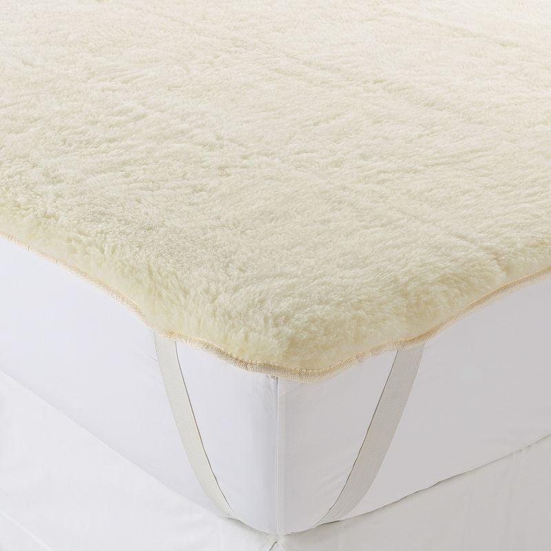 Denali Supreme DownUnder Lambs Wool Mattress Pad